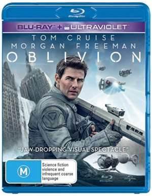 Win Oblivion on BD