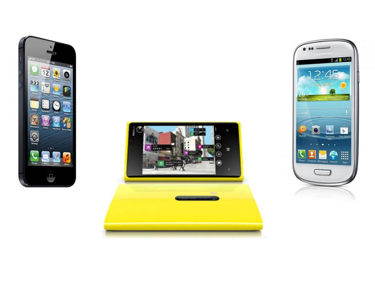 Smartphone supertrends to watch out for in 2013