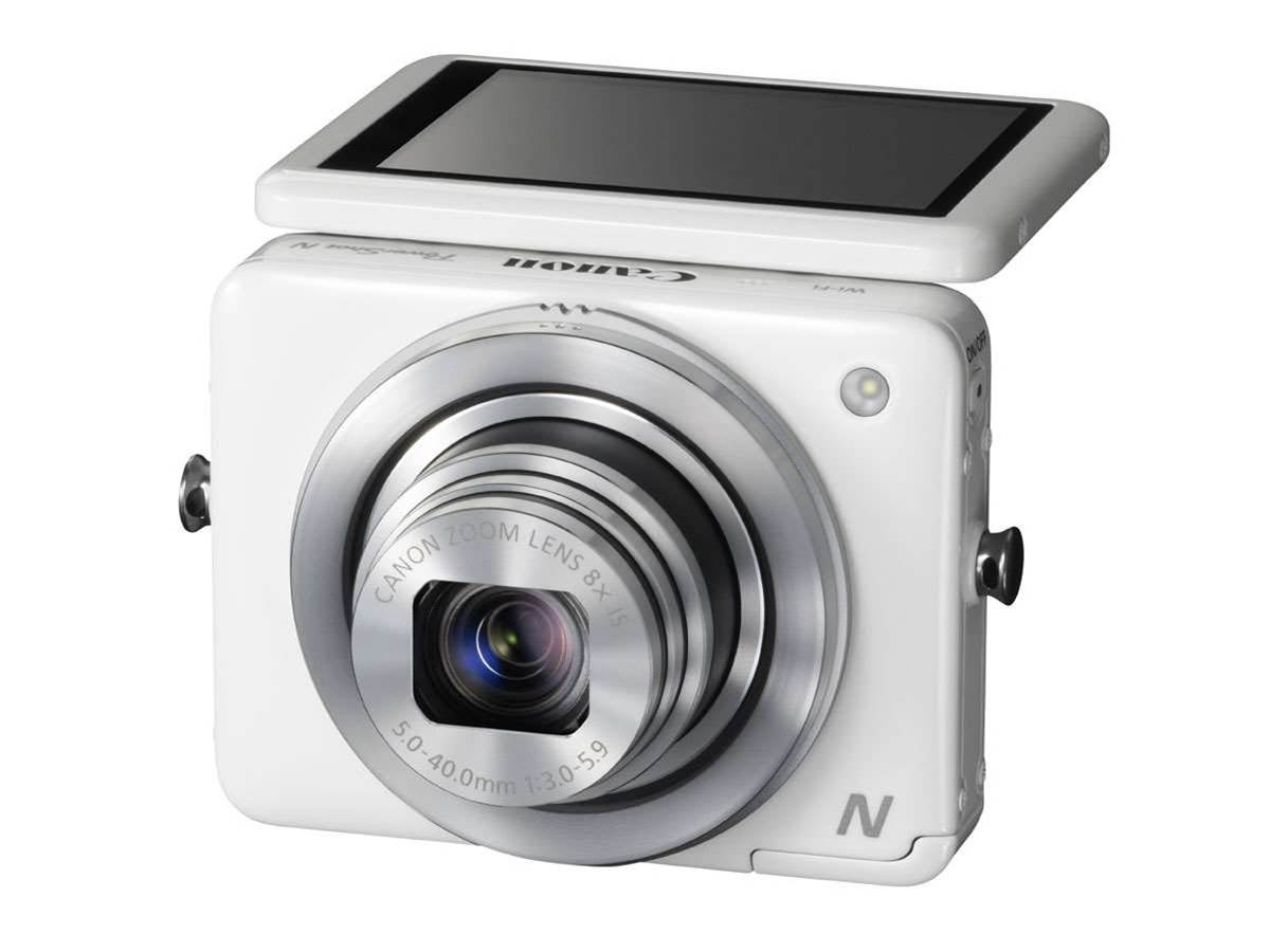 Canon unveils new PowerShot and IXUS compacts
