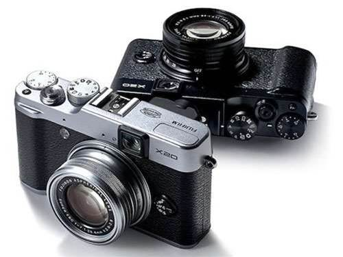 Fujifilm FinePix X20 and X100S launched at CES