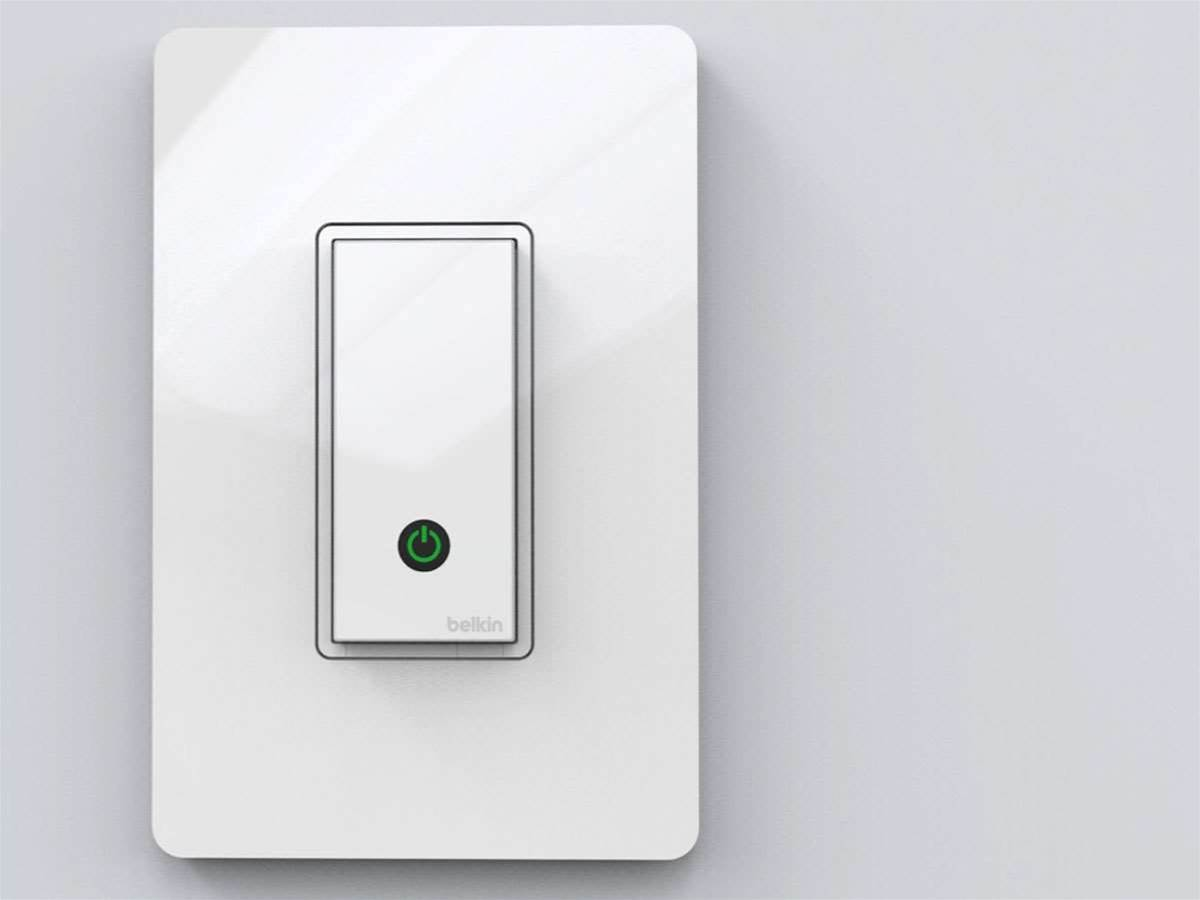 Belkin spotlights WeMo Light Switch