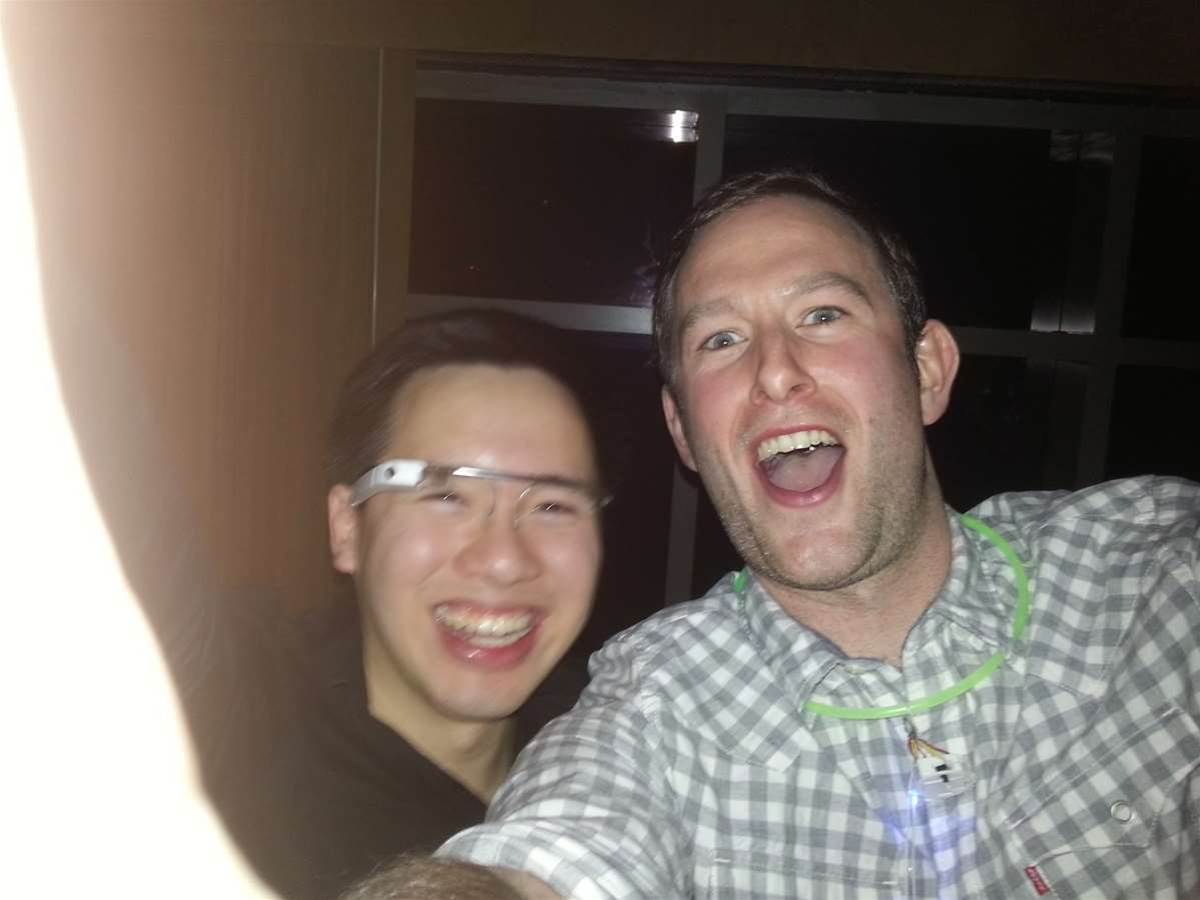 Google Project Glass revealed at CES
