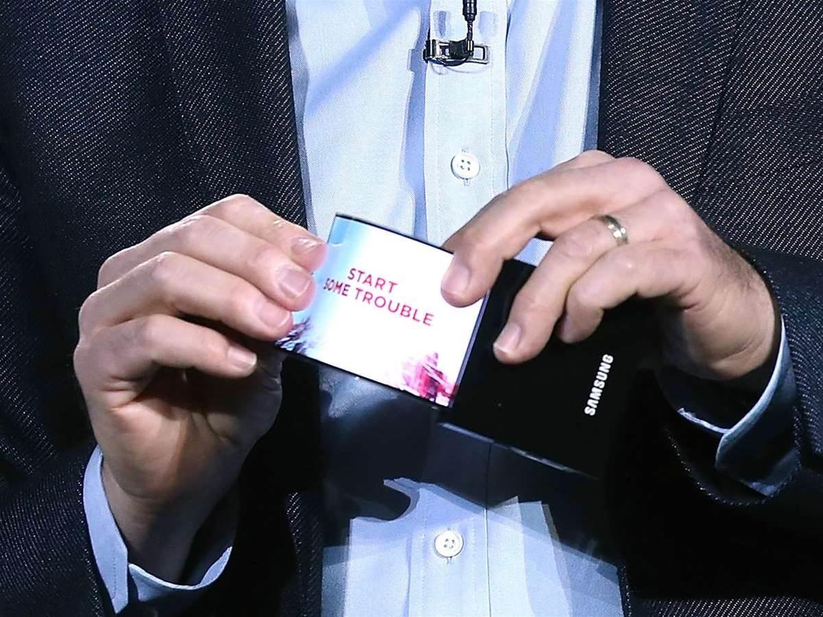 CES 2013: Samsung keynote highlights