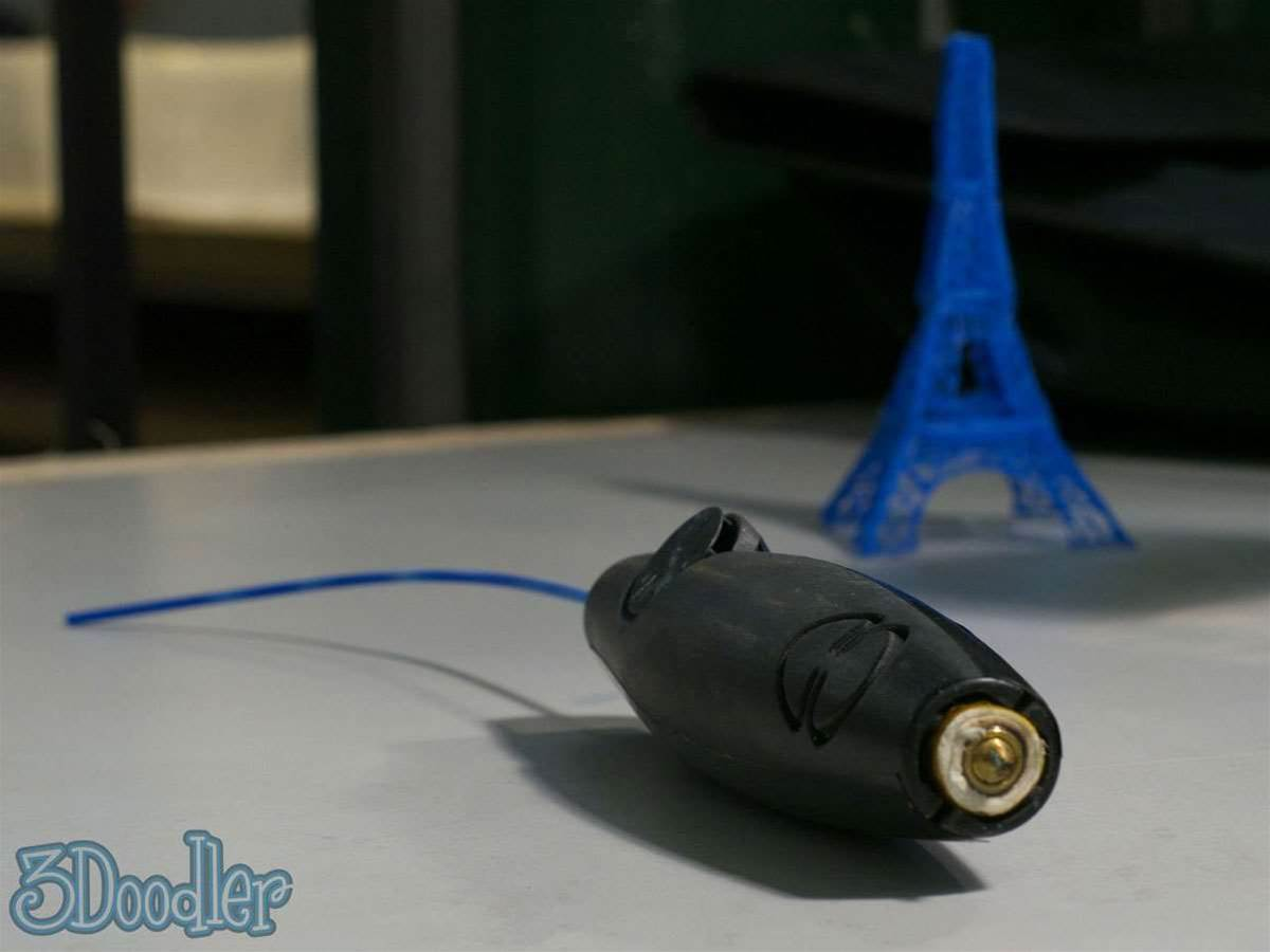3Doodler 3D printing pen draws admiration on Kickstarter