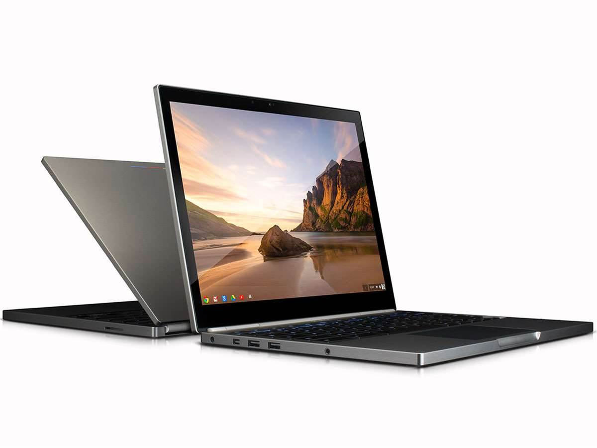 Google's new Chromebook Pixel bests MacBook Pro in the ppi war