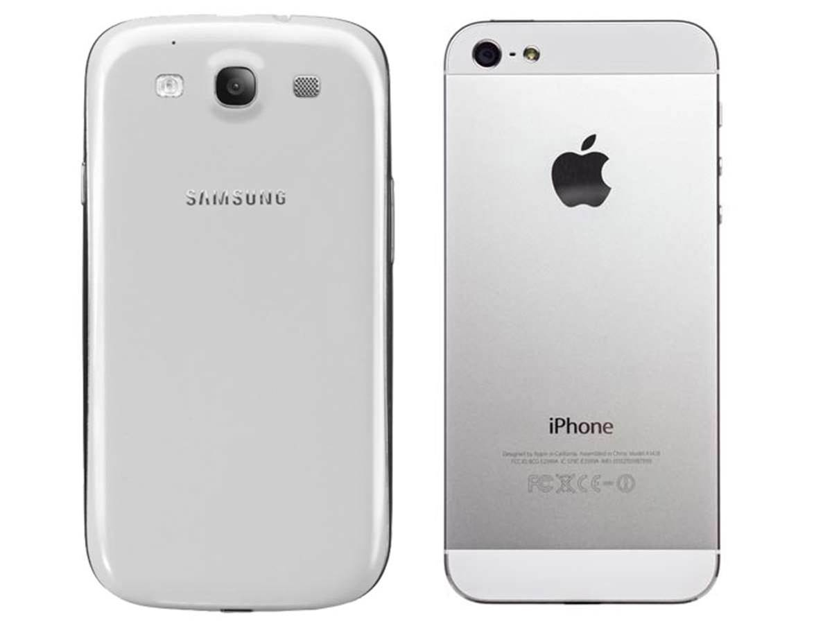 Apple iPhone 5S and Samsung Galaxy S4 to come with wireless charging?