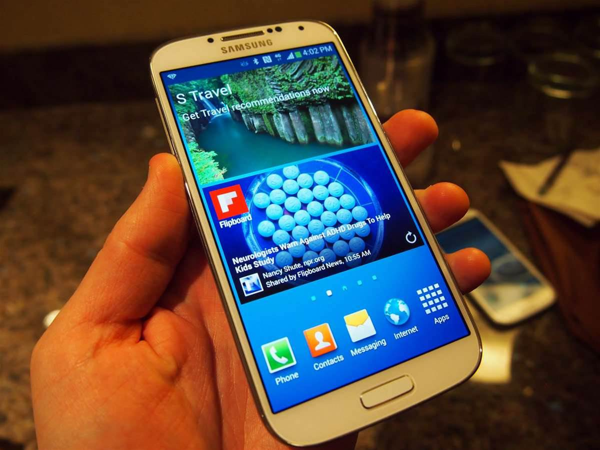 Samsung Galaxy S4 – hands-on preview