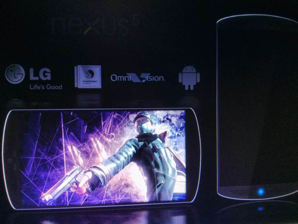 Google Nexus 5 specs and image leak
