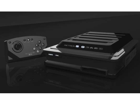 RetroN 5 – one retro console to rule them all