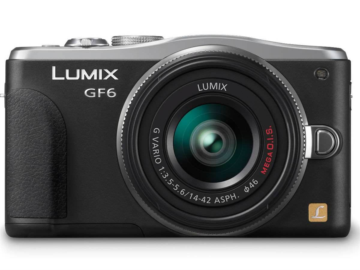 Panasonic unveils Lumix GF6 with NFC