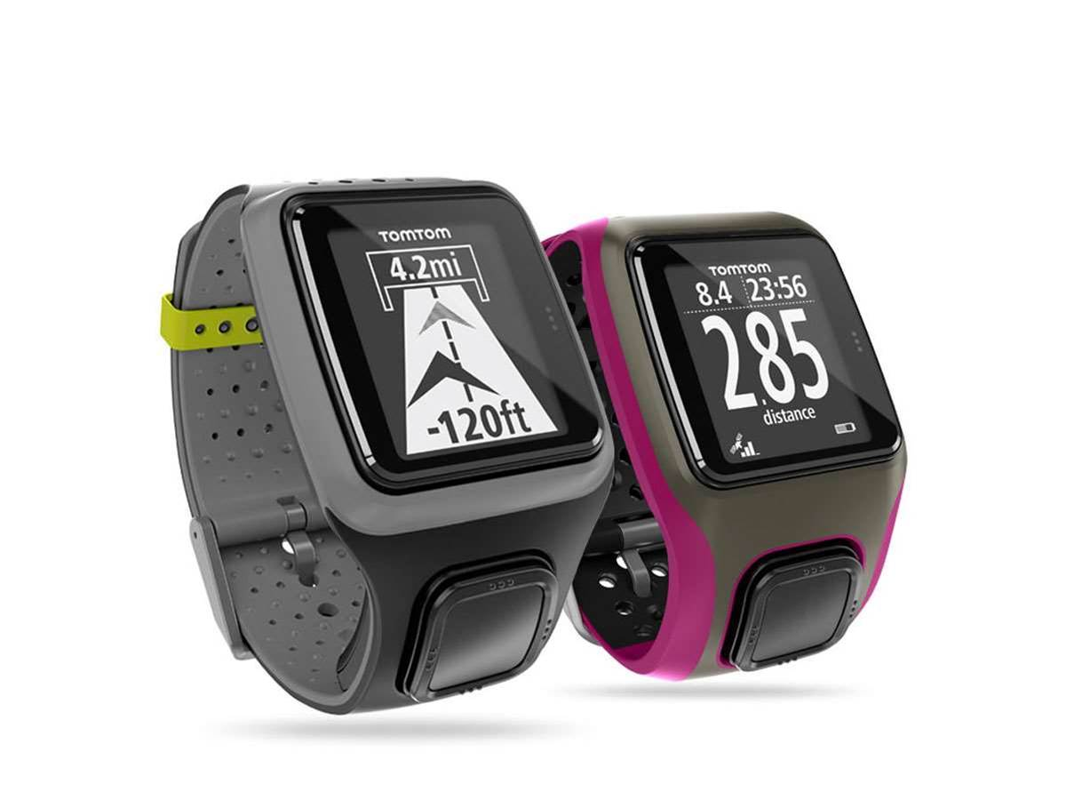 TomTom Runner and Multi-Sport GPS sports watches unveiled