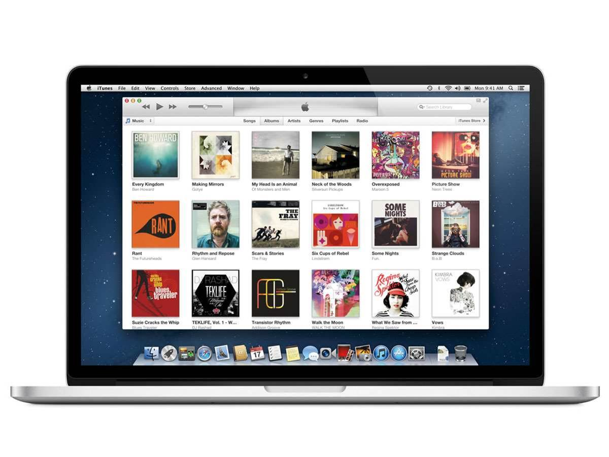 A decade of iTunes