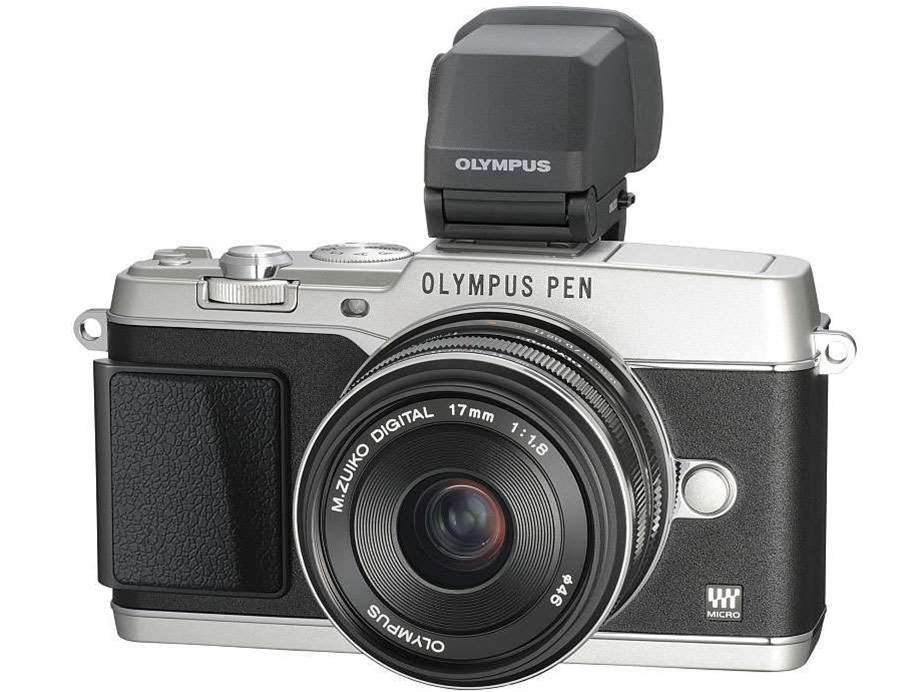 Olympus announces the PEN E-P5