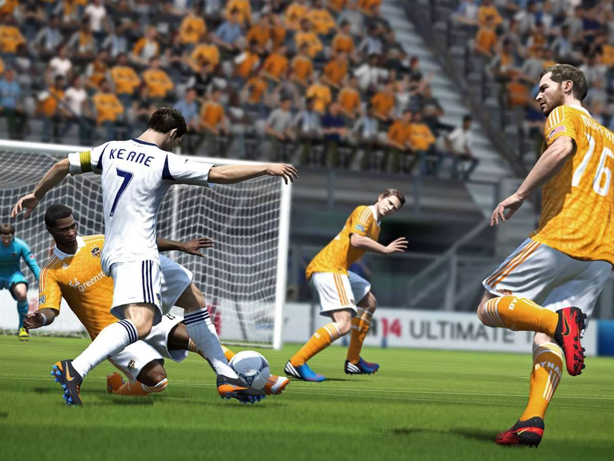 Hands-on preview: 5 goals you'll score in FIFA 14