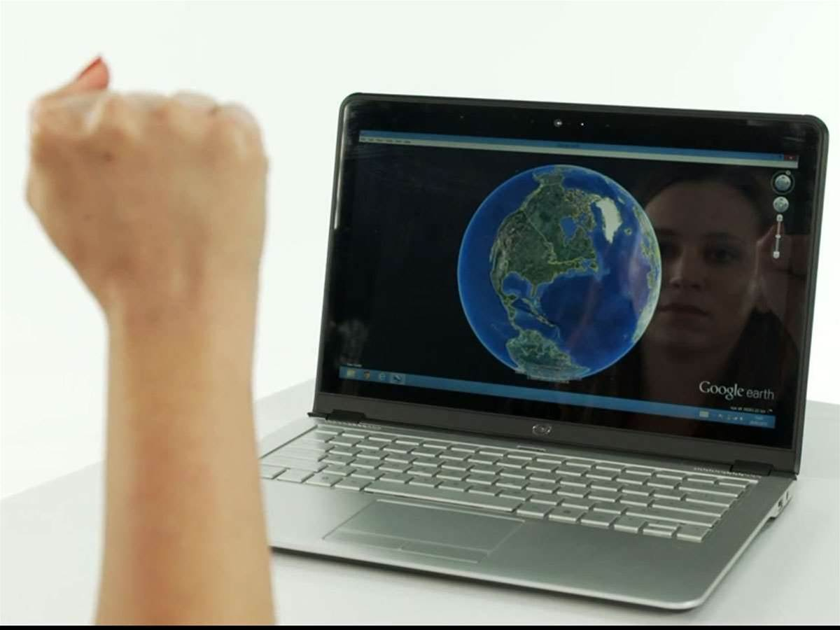 eyeSight pioneers gesture controls using just a webcam