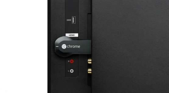 First look: Google Chromecast