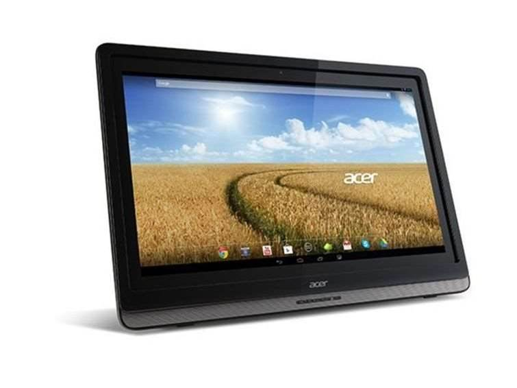 Acer dumps Windows for Android with latest all-in-one PC