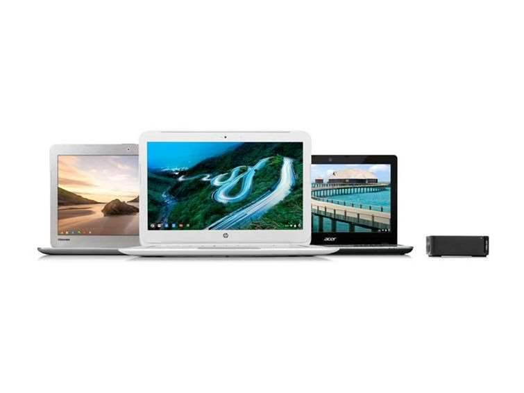 Intel and Google unveil Haswell Chromebooks
