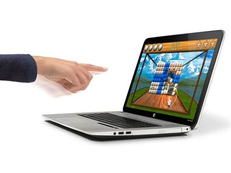 HP's new Envy 17 laptop builds in Leap Motion controller