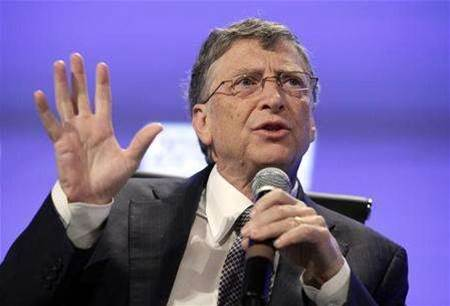 Microsoft investors want Bill Gates out