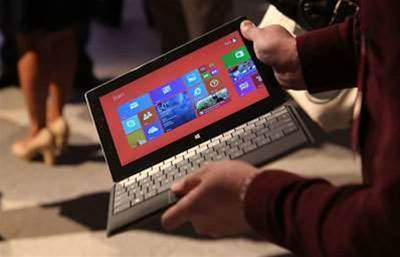 Strong Surface sales help Microsoft beat forecasts