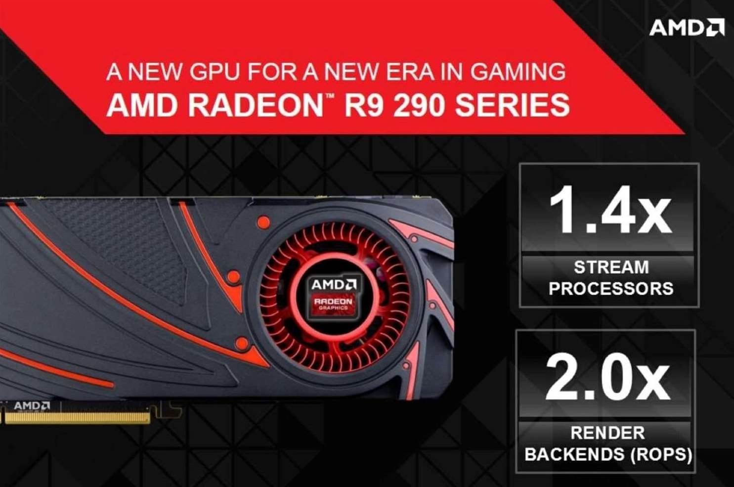 AMD R9 290X – Inbound and Specs Confirmed