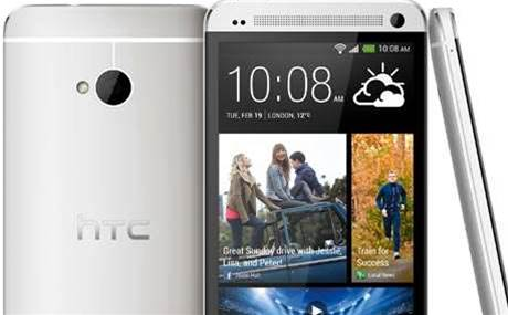 Microsoft wants HTC phones to dual boot into Windows