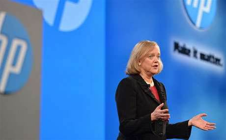 Hewlett Packard Enterprise chief lays out road ahead