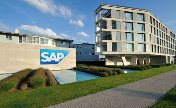 SAP reports hefty cloud software sales growth