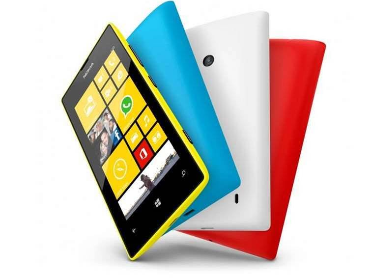 Nokia nails Lumia sales record