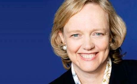 HP CEO Meg Whitman speaks out on epic split