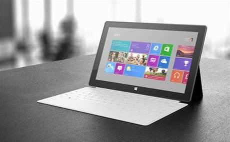Microsoft Surface 2 updates improve performance