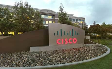 Cisco forecasts bleak Q2, shares plummet