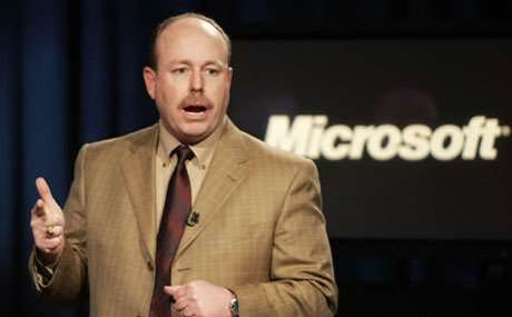 "Microsoft board ""wants Turner as new CEO"""