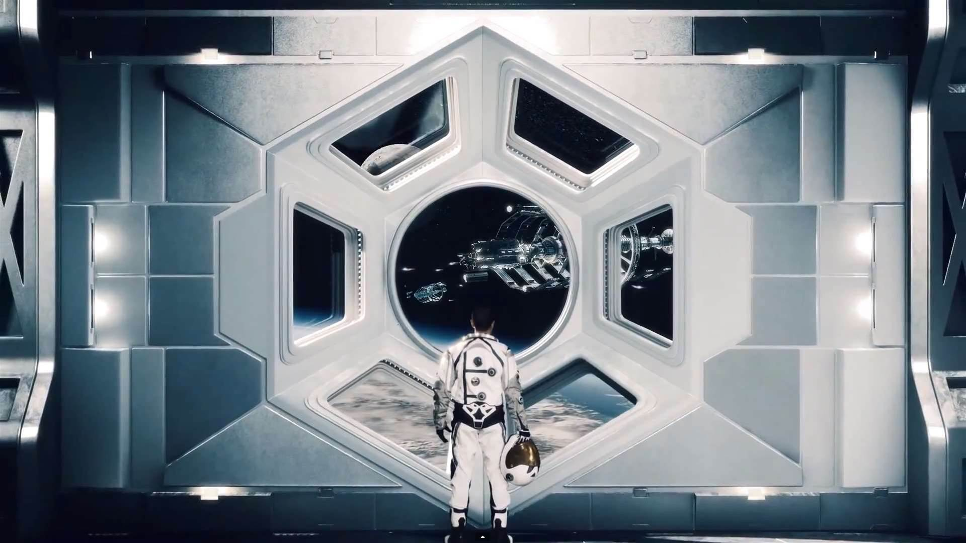Civilization: Beyond Earth's opening cinematic is made of hope