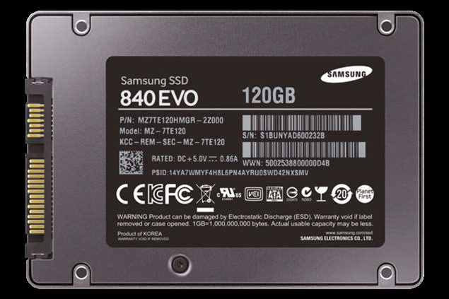 23% of global users that experienced failure with SSD also lost data