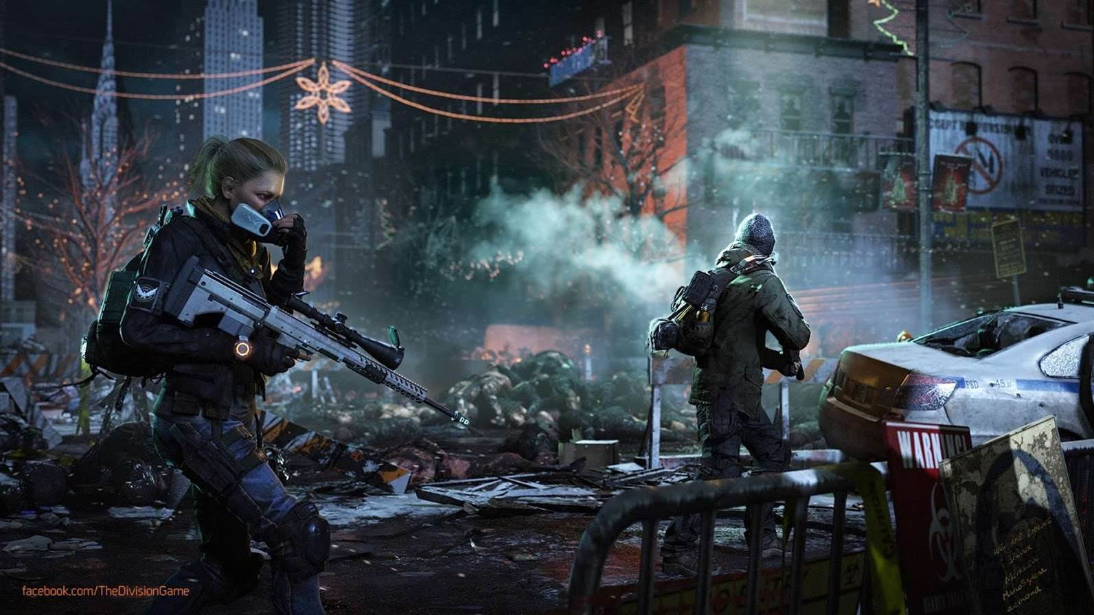 Get your new The Division-ready GeForce 364.47 WHQL drivers
