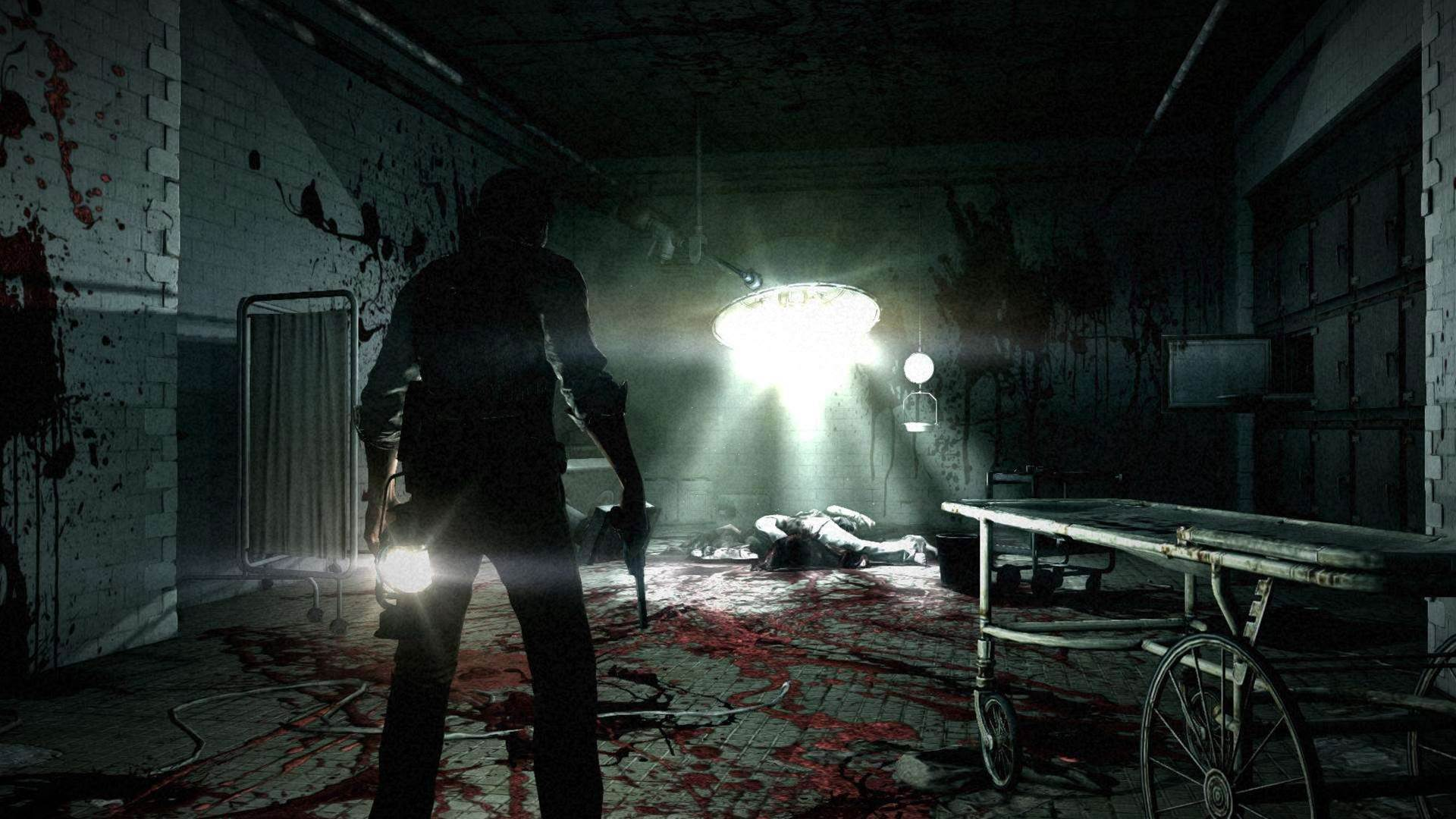 Play The Evil Within at the new Hyper-Atomic-Power HQ!