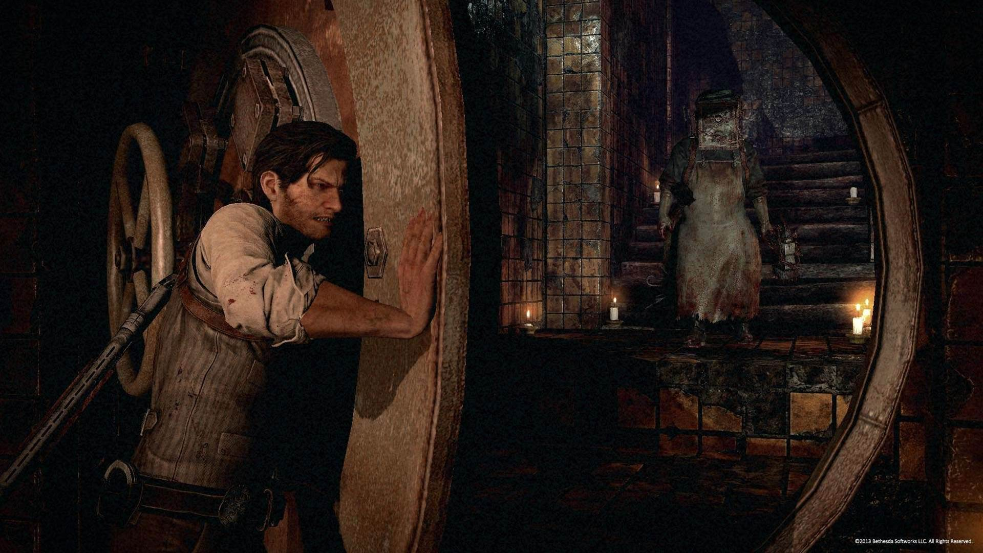 How to survive The Evil Within