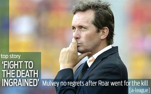 Mulvey praises lion-hearted Roar