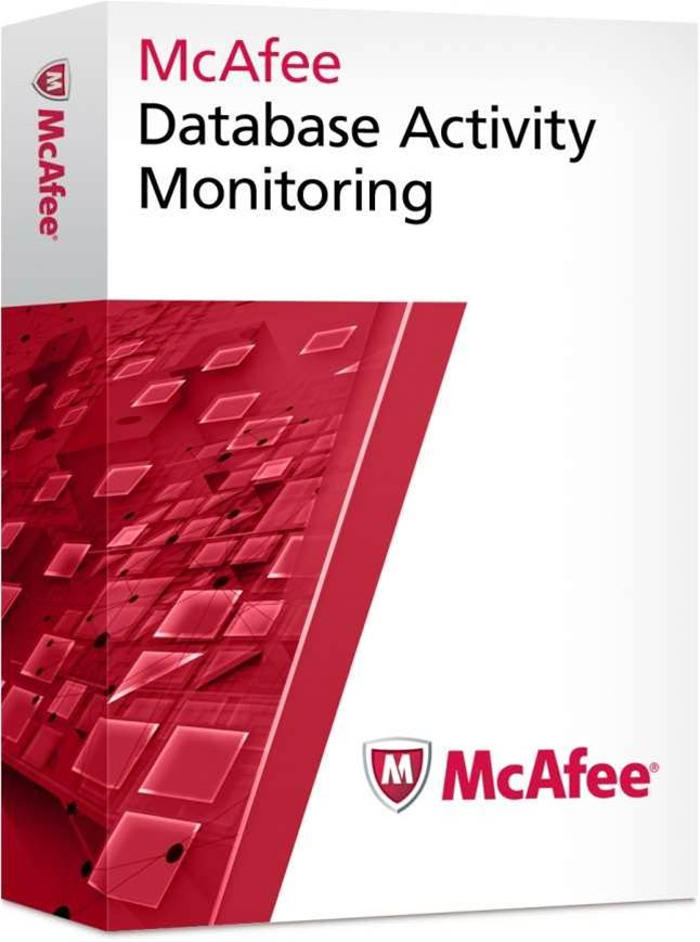 McAfee Database Security Solution
