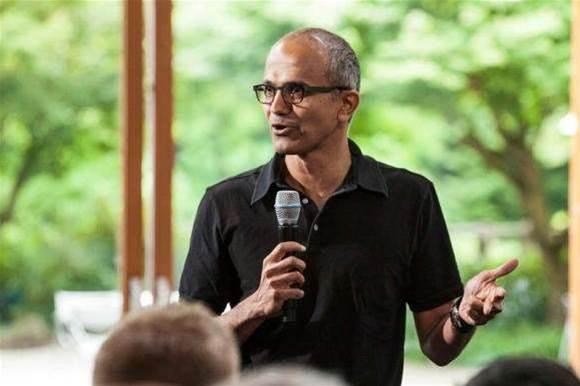 Microsoft expected to name Satya Nadella CEO