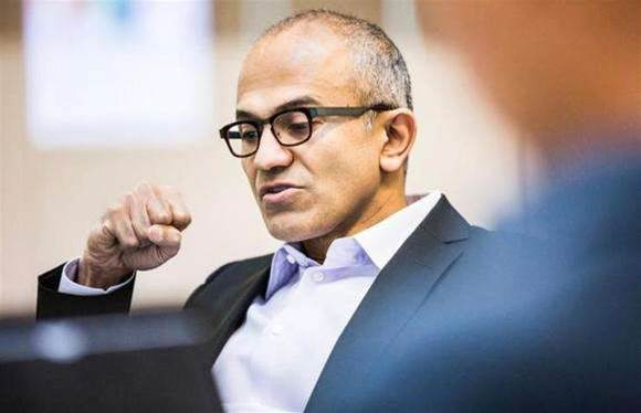 Microsoft CEO criticised for suggesting women not ask for raises