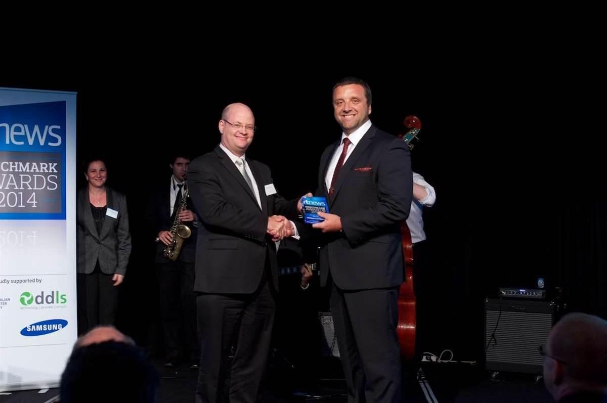 Deakin tech leader wins Education CIO of the Year
