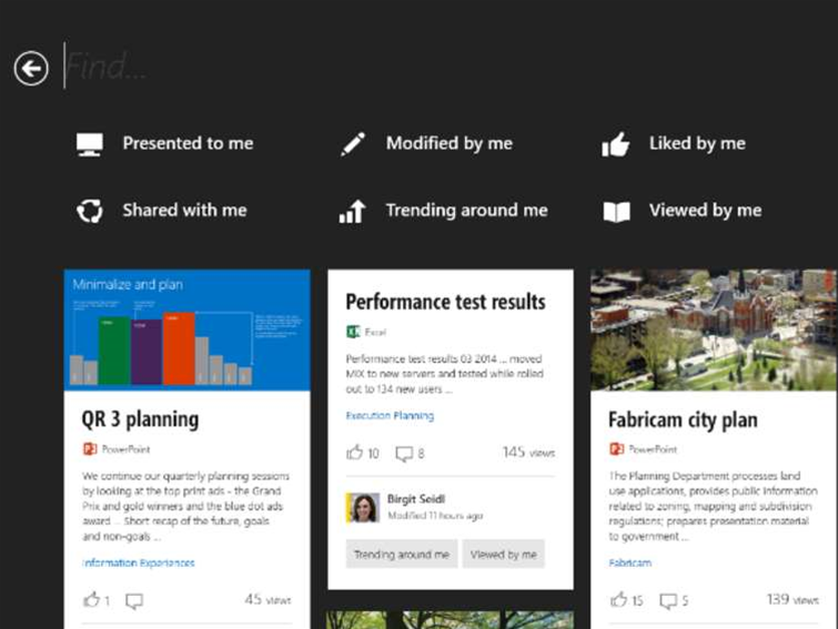 "Office 365 goes social with ""Oslo"" news feed"