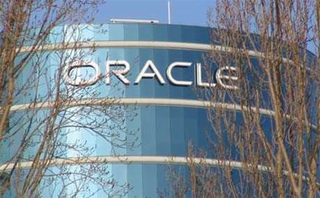 Oracle profits slump
