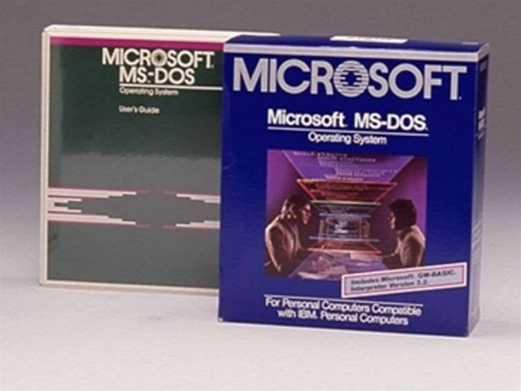 Source code for MS-DOS and Word released