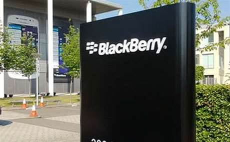 BlackBerry on track to profitability, says CEO