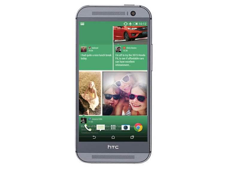 HTC One M8 hoodwinks benchmarks