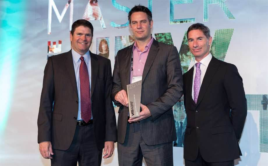 Infront, MacTel, Data#3 score VMware awards